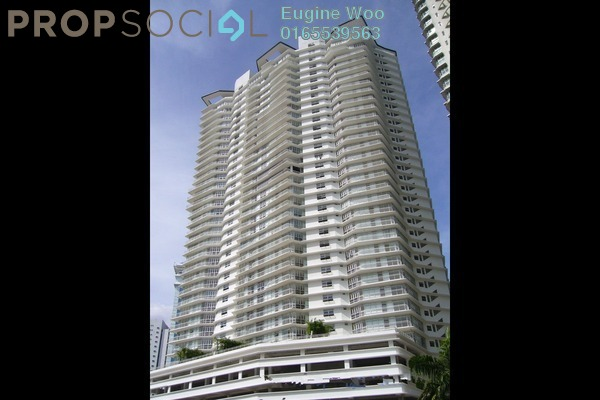 For Rent Condominium at Idaman Residence, KLCC Freehold Fully Furnished 3R/3B 5k