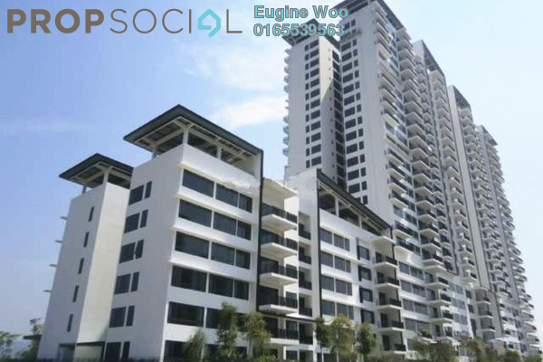 For Rent Condominium at Verdana, Dutamas Freehold Fully Furnished 3R/3B 3.5k