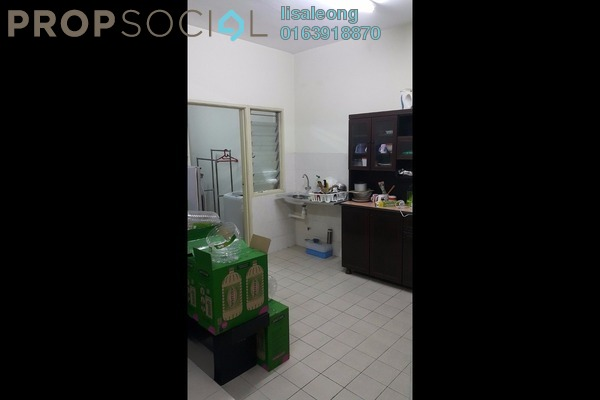 For Sale Condominium at SuriaMas, Bandar Sunway Leasehold Semi Furnished 4R/2B 500k