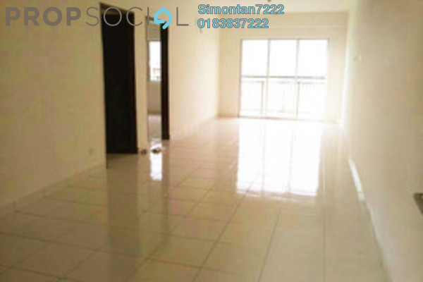 For Sale Apartment at Alam Idaman, Shah Alam Freehold Unfurnished 2R/2B 330k