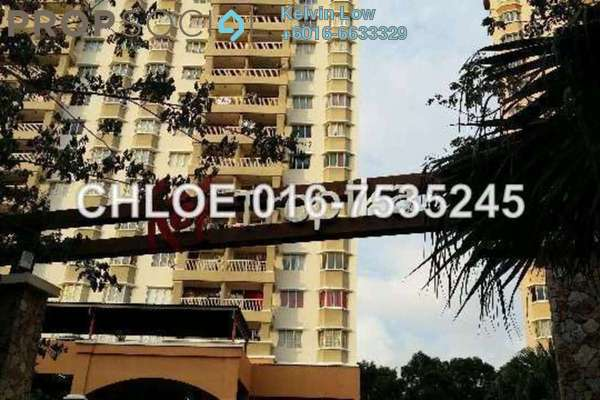 For Rent Condominium at Koi Tropika, Puchong Leasehold Semi Furnished 3R/2B 1.3千