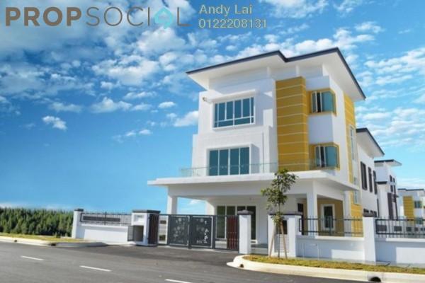 For Rent Bungalow at Taming Mutiara, Bandar Sungai Long Freehold Unfurnished 7R/7B 3.8k