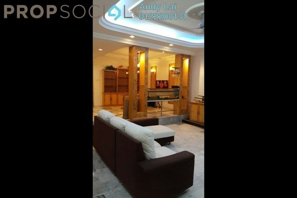 For Rent Terrace at SL4, Bandar Sungai Long Freehold Semi Furnished 4R/3B 2.1k