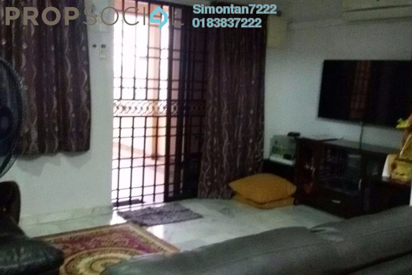 For Sale Terrace at Taman Mayang, Kelana Jaya Freehold Semi Furnished 5R/3B 790k