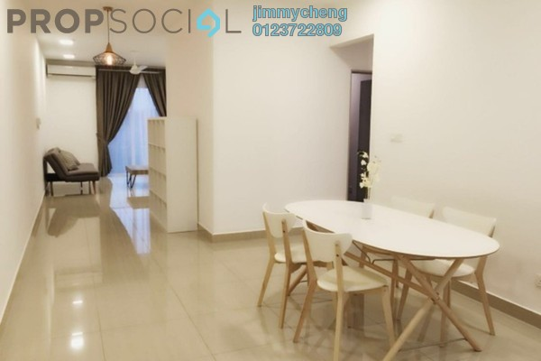 For Rent Condominium at Hijauan Saujana, Saujana Freehold Fully Furnished 3R/2B 2.9k