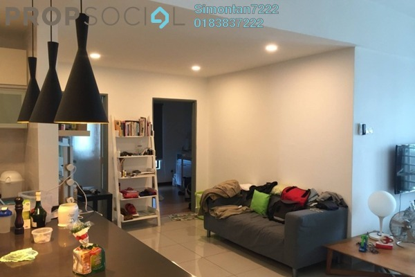 For Sale Condominium at Park 51 Residency, Petaling Jaya Leasehold Semi Furnished 2R/1B 440k