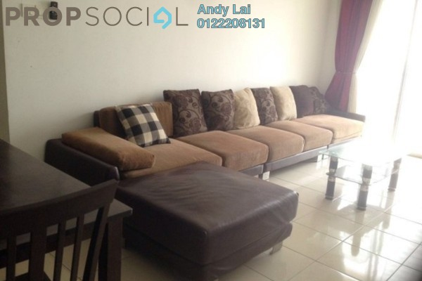 For Rent Condominium at Pearl Avenue, Kajang Freehold Fully Furnished 3R/2B 1.85k