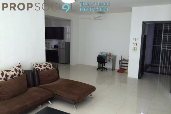 For Rent Condominium at USJ One Avenue, UEP Subang Jaya Leasehold Fully Furnished 3R/2B 1.7k