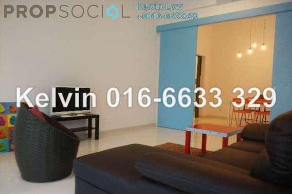 For Rent Condominium at I Residence, Kota Damansara Leasehold Fully Furnished 3R/2B 2.6k