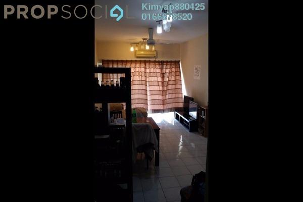 For Sale Condominium at Menara Menjalara, Bandar Menjalara Freehold Semi Furnished 3R/2B 440k