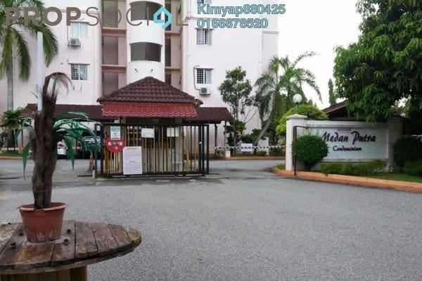 For Sale Condominium at Medan Putra Condominium, Bandar Menjalara Freehold Semi Furnished 3R/2B 470k