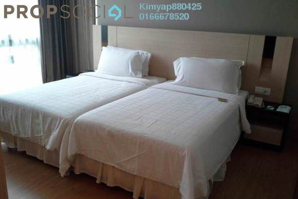 For Sale Condominium at Swiss Garden Residences, Pudu Freehold Fully Furnished 2R/2B 925k
