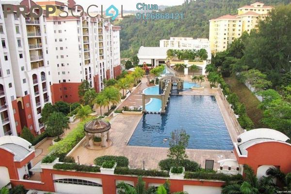 For Sale Condominium at Ketumbar Hill, Cheras Freehold Semi Furnished 2R/2B 419k