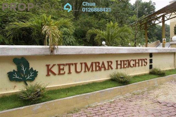 For Sale Condominium at Ketumbar Heights, Cheras Freehold Semi Furnished 3R/2B 399k