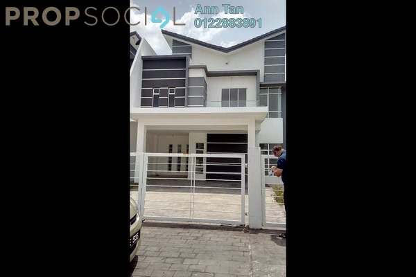 For Sale Semi-Detached at Greenhill Residence, Shah Alam Leasehold Unfurnished 6R/6B 1.4m