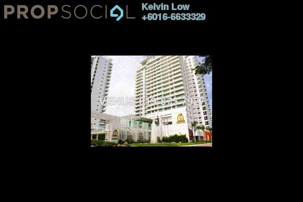 For Rent Condominium at Embassyview, Ampang Hilir Leasehold Semi Furnished 4R/4B 5.8k