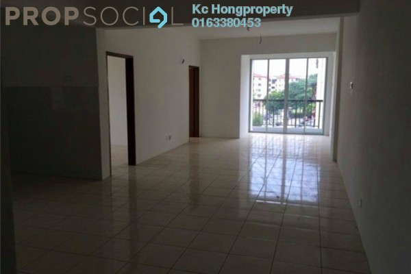 For Sale Apartment at Green Suria Apartment, Bandar Tun Hussein Onn Freehold Unfurnished 3R/2B 360k