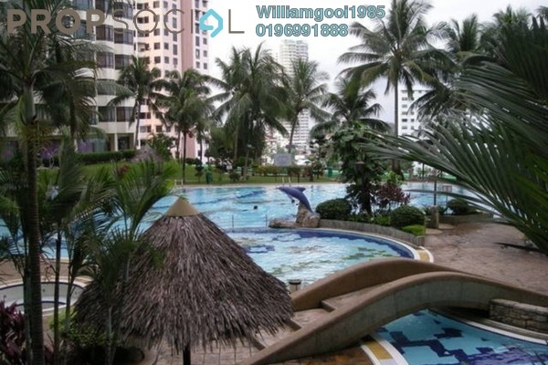 For Sale Condominium at Sunny Ville, Batu Uban Freehold Fully Furnished 3R/2B 455k