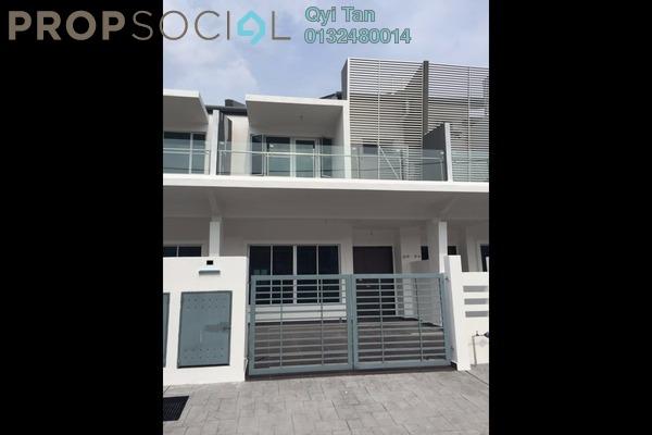 For Sale Terrace at Semenyih Parklands, Semenyih Freehold Semi Furnished 4R/4B 480k