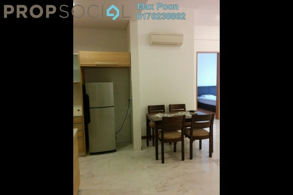 For Rent Condominium at Twins, Damansara Heights Freehold Fully Furnished 1R/1B 2.6k