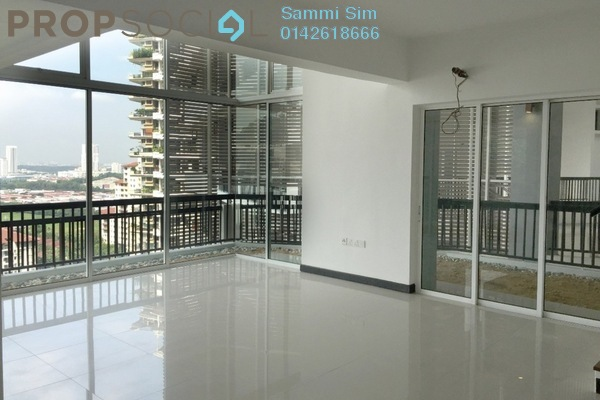 For Sale Duplex at Armanee Terrace II, Damansara Perdana Leasehold Unfurnished 3R/4B 1.15m