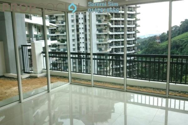 For Sale Duplex at Armanee Terrace II, Damansara Perdana Leasehold Unfurnished 3R/3B 990k