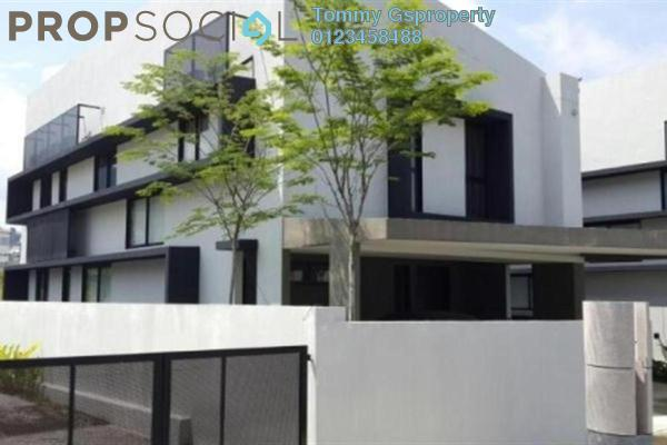 For Rent Bungalow at 20trees, Melawati Freehold Semi Furnished 5R/6B 5.8k