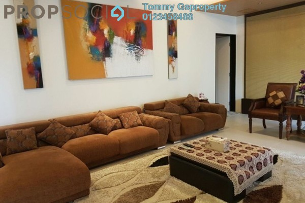 For Sale Terrace at 20trees, Melawati Freehold Semi Furnished 5R/6B 2.15m
