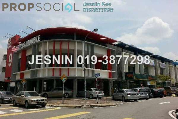 For Sale Shop at Taman Esplanad, Bukit Jalil Freehold Fully Furnished 0R/0B 3.4m