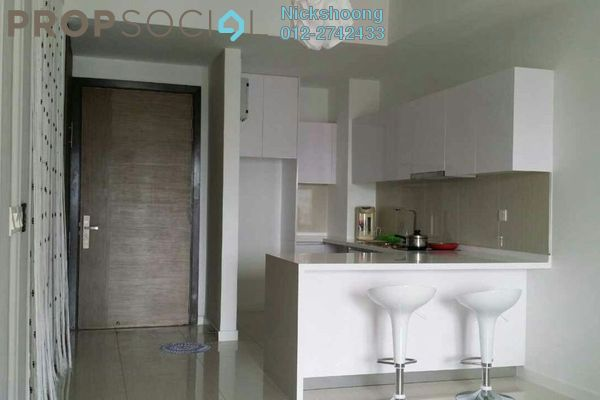 For Sale Condominium at The Elements, Ampang Hilir Freehold Fully Furnished 1R/1B 628k