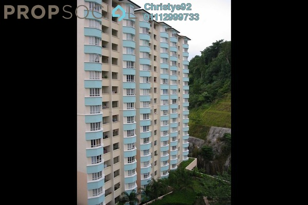 For Sale Condominium at Seri Puri, Kepong Freehold Fully Furnished 3R/2B 480k