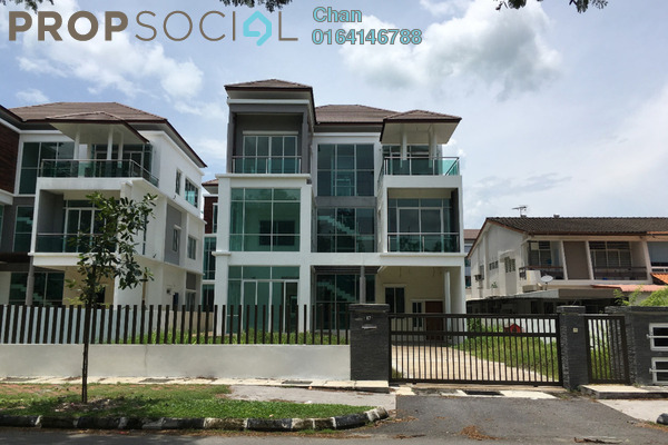 For Sale Bungalow at Jalan Vermont, Georgetown Freehold Unfurnished 7R/7B 7.5m