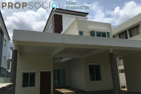 For Sale Bungalow at Jalan Barnett, Georgetown Freehold Unfurnished 7R/7B 7.5m