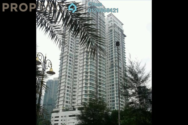 For Rent Condominium at The Pearl, KLCC Freehold Semi Furnished 4R/5B 11k