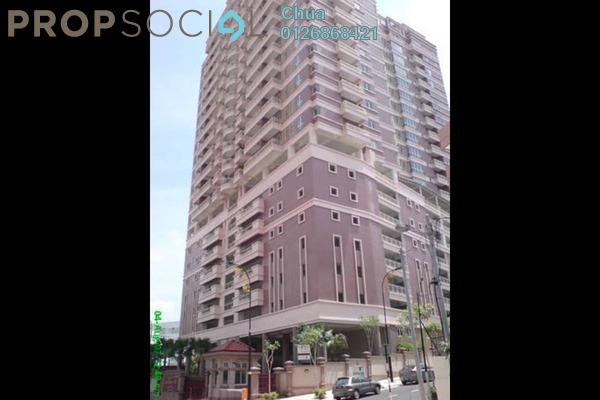 For Rent Condominium at Casa Mutiara, Pudu Freehold Fully Furnished 2R/2B 2.5k