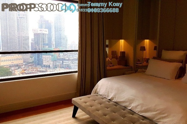 For Sale Condominium at The Binjai On The Park, KLCC Freehold Fully Furnished 4R/5B 9m