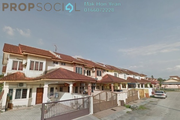 For Sale Terrace at Taman Seri Sementa , Kapar Leasehold Semi Furnished 4R/3B 358k
