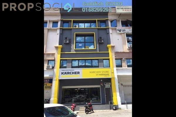 For Rent Office at Taman SEA, Petaling Jaya Freehold Unfurnished 0R/0B 2k