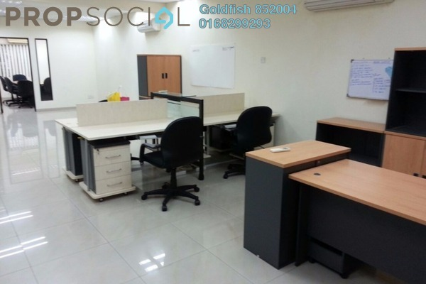 For Rent Office at Section 14, Petaling Jaya Leasehold Unfurnished 0R/0B 2.5k