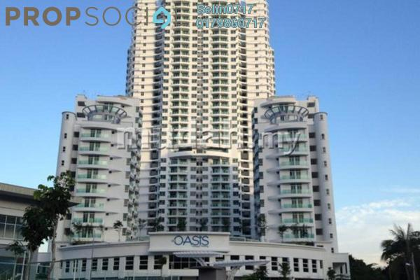 For Rent Condominium at The Oasis, Gelugor Freehold Unfurnished 3R/2B 1.3k