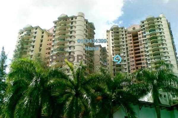 For Rent Condominium at Venice Hill, Batu 9 Cheras Freehold Fully Furnished 2R/2B 1.45k