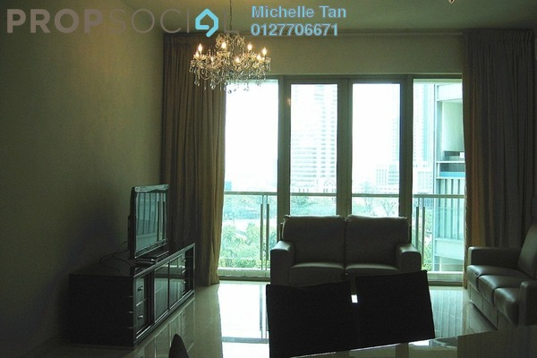 For Rent Condominium at Marc Service Residence, KLCC Freehold Fully Furnished 4R/4B 7k