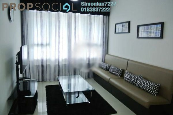 For Sale Condominium at Centrestage, Petaling Jaya Leasehold Fully Furnished 3R/2B 750k