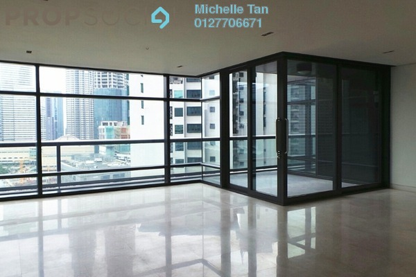 For Sale Condominium at The Troika, KLCC Freehold Semi Furnished 3R/4B 3.75m
