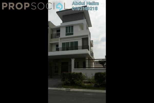 For Sale Semi-Detached at Regency Parc, Rawang Leasehold Unfurnished 5R/6B 1.15m