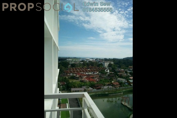 For Sale Condominium at Fiera Vista, Sungai Ara Freehold Fully Furnished 4R/3B 750k