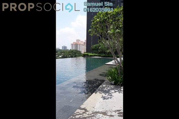 For Sale Condominium at G Residence, Desa Pandan Leasehold Semi Furnished 2R/2B 760k