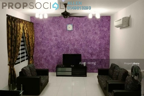 For Rent Serviced Residence at The Sky Residence, Cheras Freehold Fully Furnished 3R/4B 3k