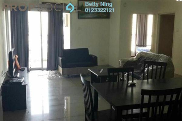 For Rent Condominium at Impian Meridian, UEP Subang Jaya Freehold Fully Furnished 3R/2B 2.3k