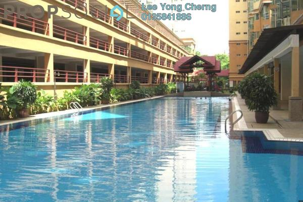 For Sale Condominium at Sri Jati II, Old Klang Road Freehold Unfurnished 3R/2B 490k